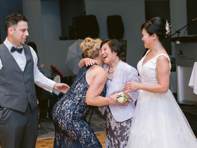 Dan and Jenny's wedding in Markham, Ontario 140