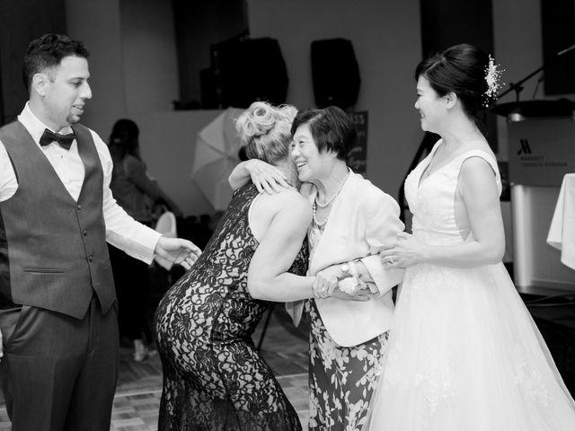 Dan and Jenny's wedding in Markham, Ontario 141
