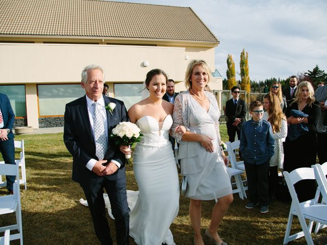 Josh and Jena's wedding in Kananaskis, Alberta 13