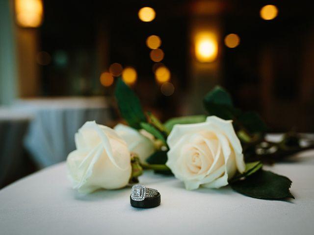 Josh and Jena's wedding in Kananaskis, Alberta 30