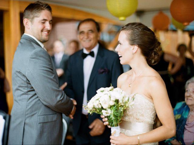 The wedding of Suna and Jason