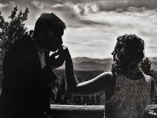 The wedding of Kora and Kory
