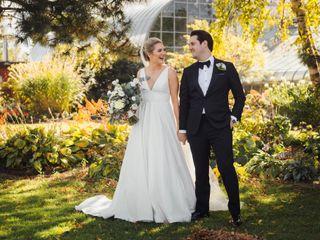 The wedding of Marika and Graeme 1