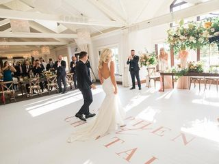 The wedding of Chantal and Stephen 1