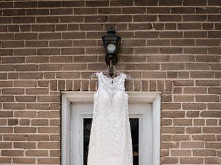 The wedding of Amanda and Daniel 1