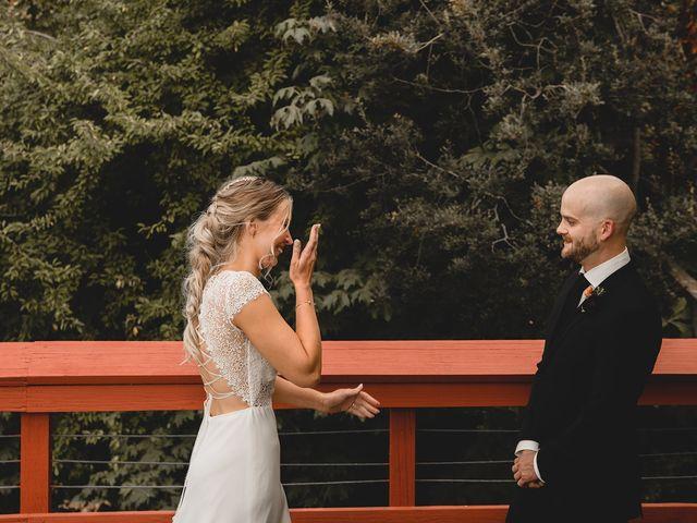 Rachael and Mark's wedding in Victoria, British Columbia 22
