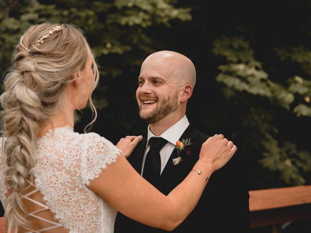 Rachael and Mark's wedding in Victoria, British Columbia 25