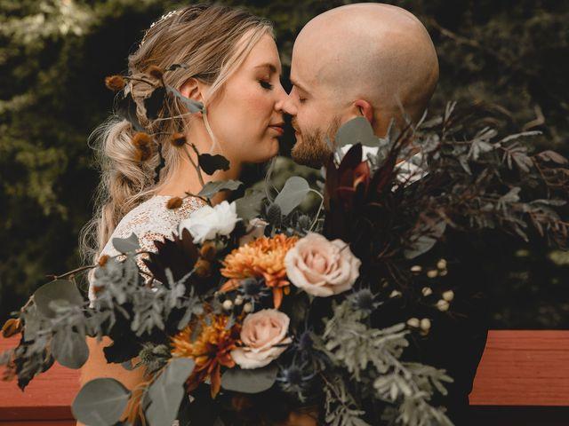 Rachael and Mark's wedding in Victoria, British Columbia 31