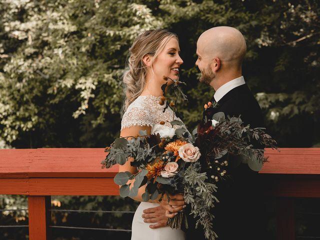 Rachael and Mark's wedding in Victoria, British Columbia 32