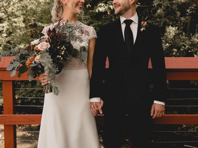Rachael and Mark's wedding in Victoria, British Columbia 34