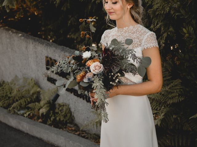 Rachael and Mark's wedding in Victoria, British Columbia 43