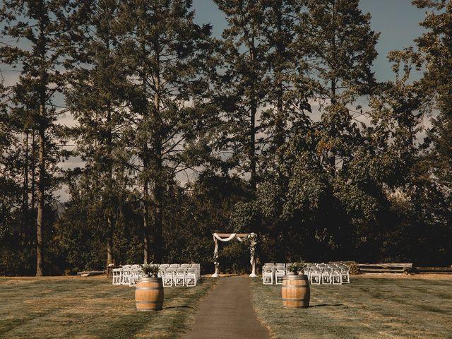 Rachael and Mark's wedding in Victoria, British Columbia 46