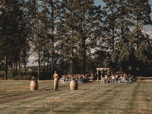 Rachael and Mark's wedding in Victoria, British Columbia 51