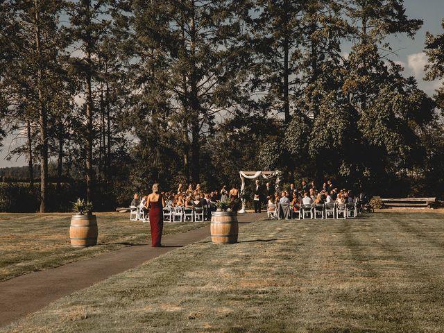 Rachael and Mark's wedding in Victoria, British Columbia 52