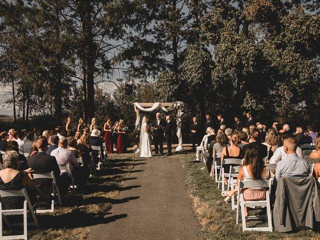 Rachael and Mark's wedding in Victoria, British Columbia 57