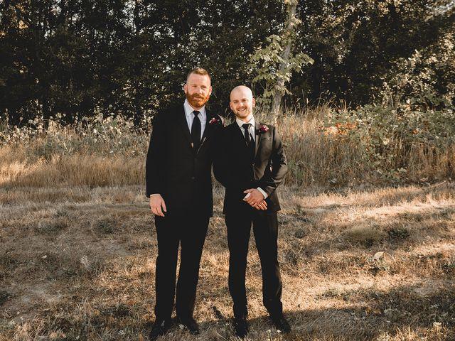 Rachael and Mark's wedding in Victoria, British Columbia 89