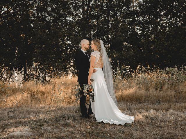 Rachael and Mark's wedding in Victoria, British Columbia 91