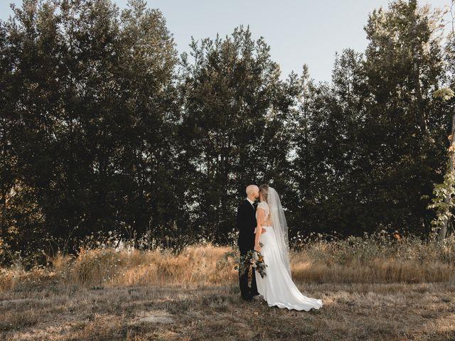 Rachael and Mark's wedding in Victoria, British Columbia 92