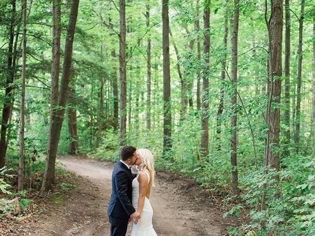 Stephen and Chantal's wedding in Cambridge, Ontario 2