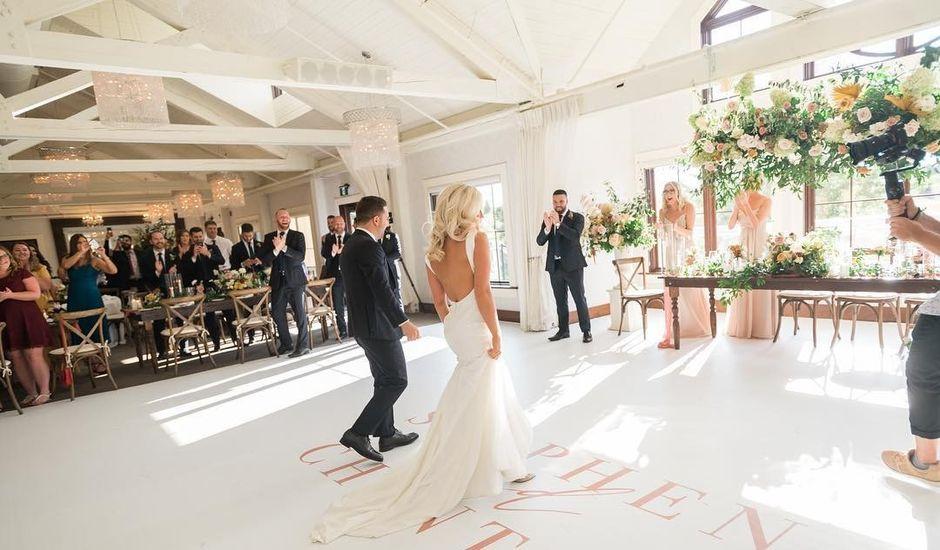 Stephen and Chantal's wedding in Cambridge, Ontario
