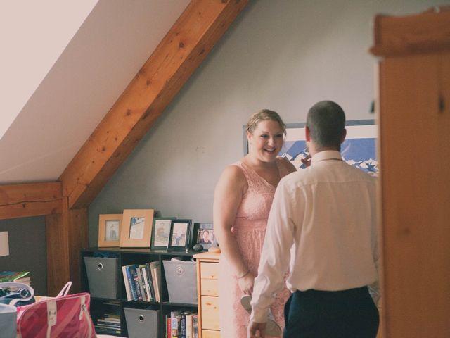 Janine and Shaun's wedding in Devon, Alberta 27