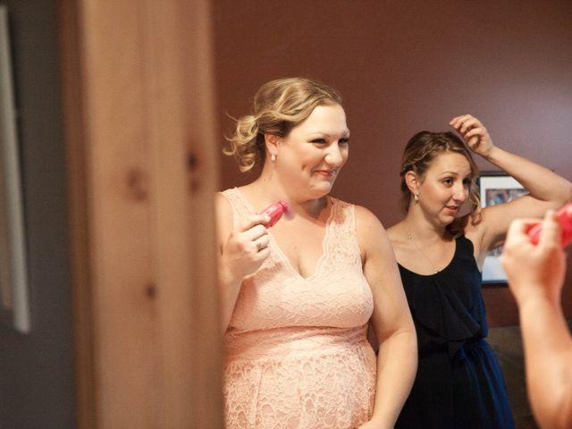 Janine and Shaun's wedding in Devon, Alberta 32