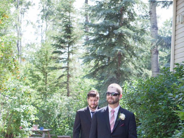 Janine and Shaun's wedding in Devon, Alberta 35