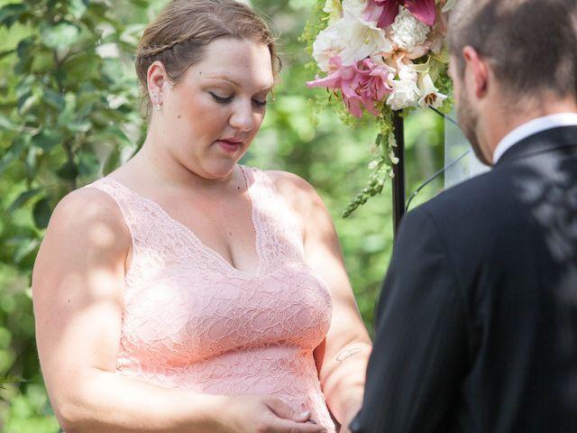 Janine and Shaun's wedding in Devon, Alberta 43