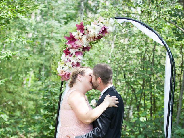 Janine and Shaun's wedding in Devon, Alberta 44