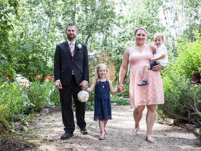 Janine and Shaun's wedding in Devon, Alberta 46