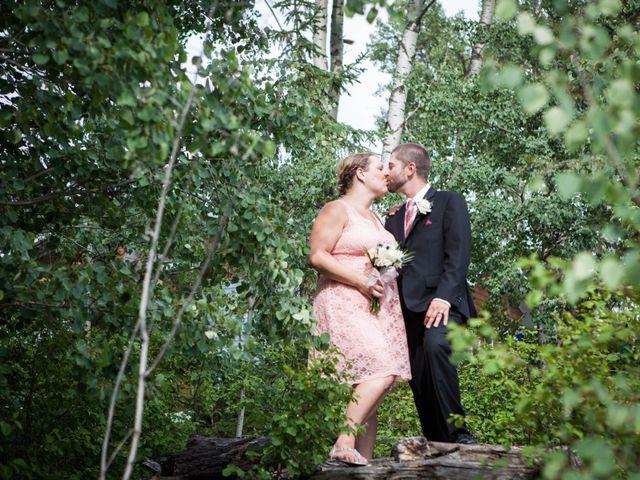 Janine and Shaun's wedding in Devon, Alberta 52