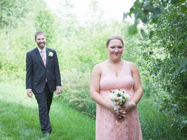Janine and Shaun's wedding in Devon, Alberta 54