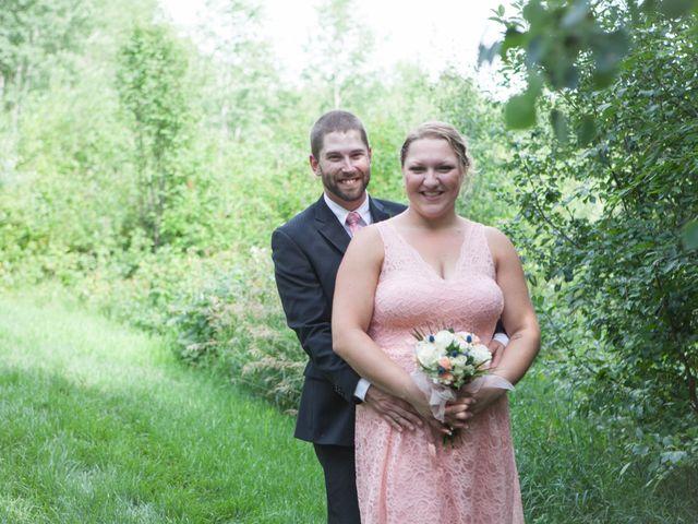 Janine and Shaun's wedding in Devon, Alberta 55