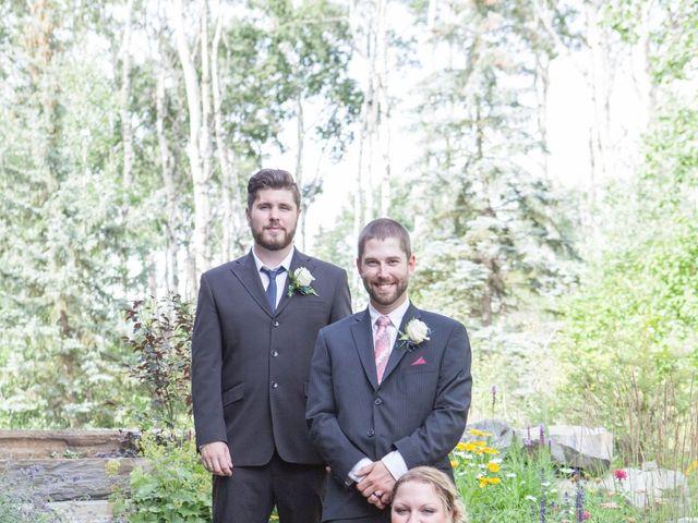 Janine and Shaun's wedding in Devon, Alberta 56