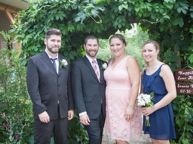 Janine and Shaun's wedding in Devon, Alberta 57
