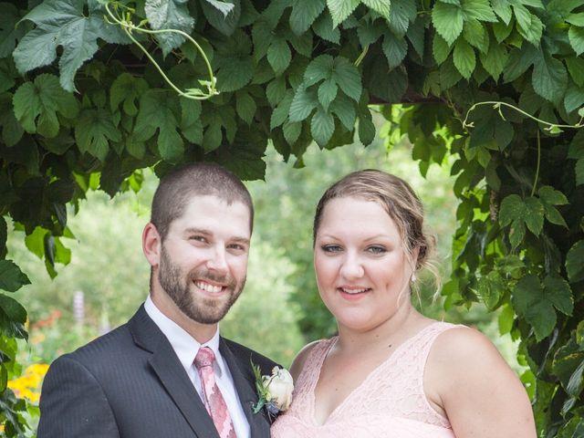 Janine and Shaun's wedding in Devon, Alberta 58