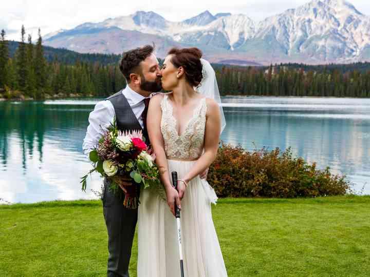 The wedding of Jade and Braden