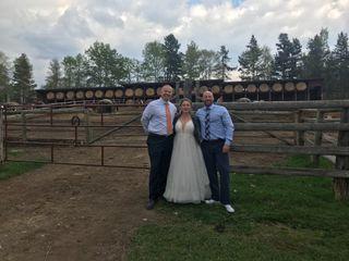 The wedding of Karisa and Nicholas 2