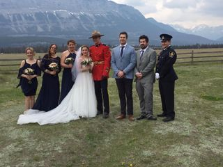 The wedding of Karisa and Nicholas