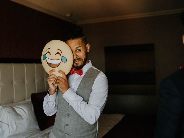 Mohamed and Ariane's wedding in Montreal, Quebec 3