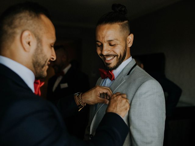 Mohamed and Ariane's wedding in Montreal, Quebec 7