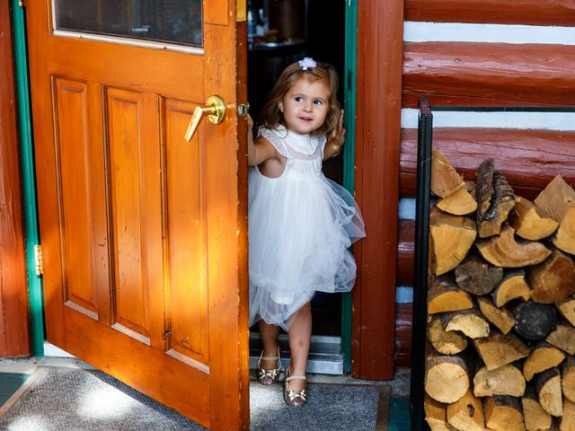 Braden and Jade's wedding in Jasper, Alberta 5