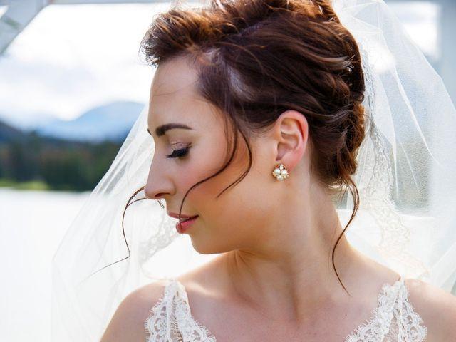 Braden and Jade's wedding in Jasper, Alberta 17