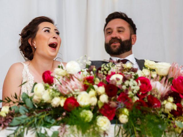 Braden and Jade's wedding in Jasper, Alberta 36