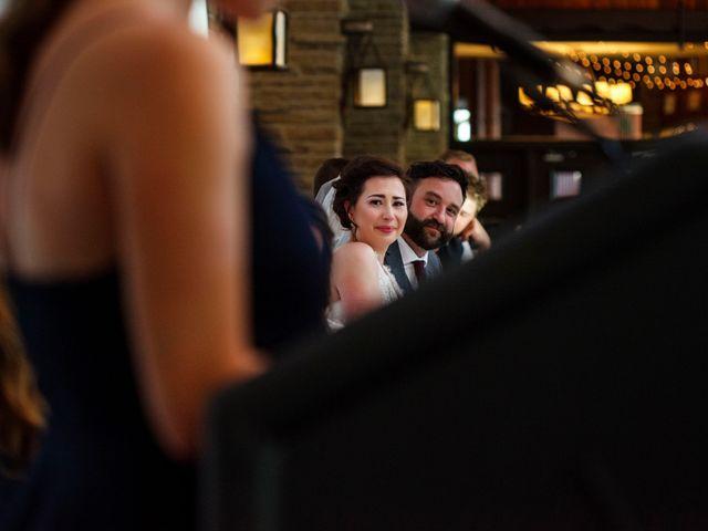 Braden and Jade's wedding in Jasper, Alberta 37