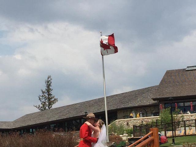 Nicholas and Karisa's wedding in Jasper, Alberta 11