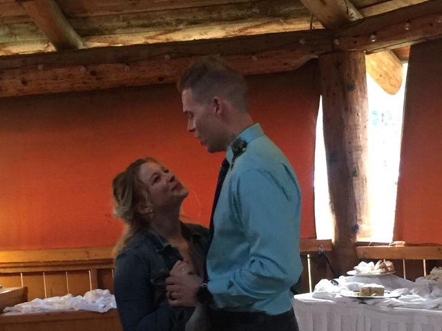 Nicholas and Karisa's wedding in Jasper, Alberta 12