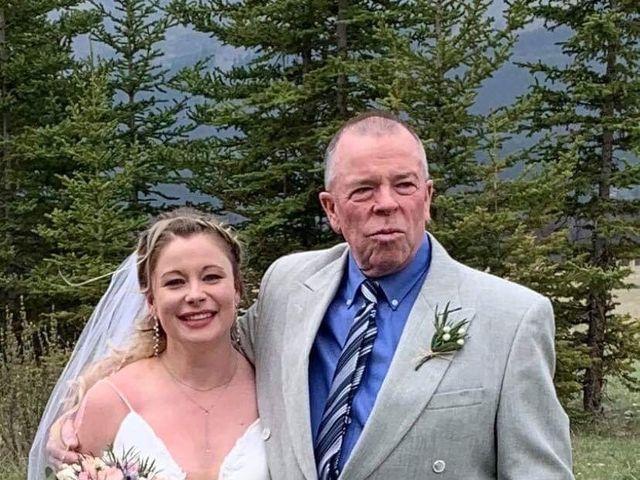 Nicholas and Karisa's wedding in Jasper, Alberta 14