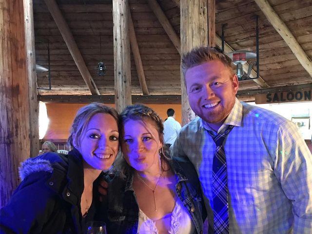 Nicholas and Karisa's wedding in Jasper, Alberta 16