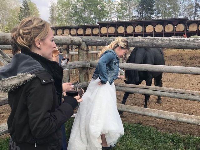 Nicholas and Karisa's wedding in Jasper, Alberta 19